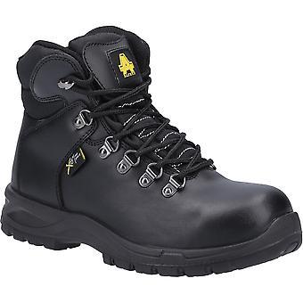Amblers سلامة النساء AS606 الجلود الدانتيل حتى أحذية السلامة