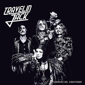 Travelin Jack - Commencing Countdown [CD] USA import
