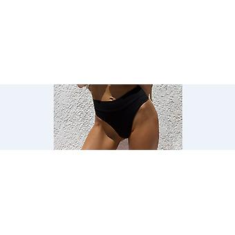 Femei noi brazilian Sexy Bikini Lady Push Up Beach Costume de baie High Waist Bottoms