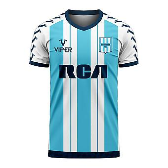 Racing Club 2020-2021 Home Concept Football Kit (Viper) - Little Boys