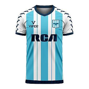 Racing Club 2020-2021 Home Concept Football Kit (Viper)