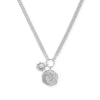 ChloBo SNTC801 Frauen's Ariella Silber Halskette