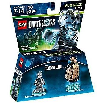 LEGO 71238 Cyberman Fun -paketti