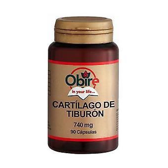 Shark cartilage 90 capsules of 740mg
