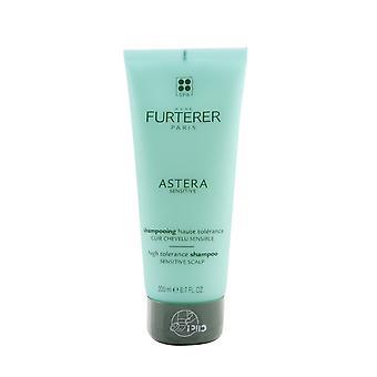 Astera gevoelige dermo beschermende ritueel hoge tolerantie shampoo (gevoelige hoofdhuid) 259276 200ml/6.7oz