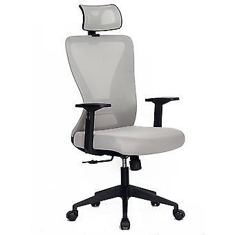 Moderni koti Xelo Testa Mid-Back Desk / Office Task Chair, tietokoneen ergonominen verkko takaisin lannetuki käsinojat