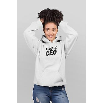 Female Ceo Women Hoodie