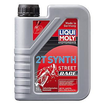 Liqui Moly 2 Stroke Fully Synthetic Street Race 1L - #1505