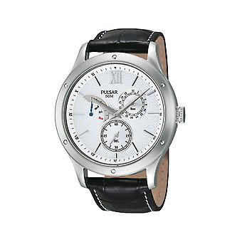 Reloj de hombre Pulsar PQ7005X1, Cuarzo, 43mm, 5ATM