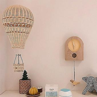 Handmade Kids Room Decoration Nordic Style Bedroom Kindergarten Air Balloon