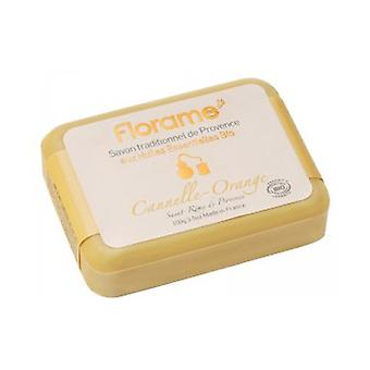 Traditional provence soap of cinnamon and orange 100 g