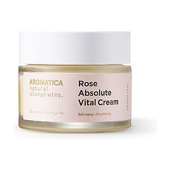 Absolute Vital Rose Cream 50 g of cream