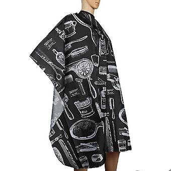 Adult Salon Hairdressing Cape, Gown Barber