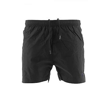 MA.STRUM Black NT Short