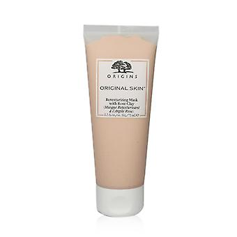 Origins Original Skin Retexturizing Mask With Rose Clay (For Normal  Oily & Combination Skin) 75ml/2.5oz