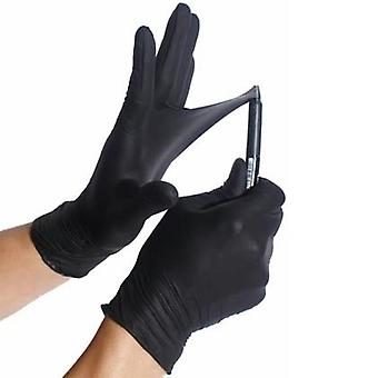 Disposable Gardening Extra Strong Latex Gloves