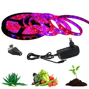 Led Grow Light Strip, Full Spectrum Uv Lamps For Plants, Phyto, Flexible Tape