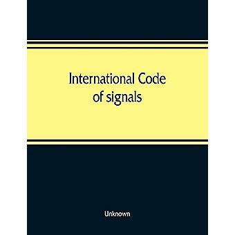 International code of signals - 9789353809416 Book