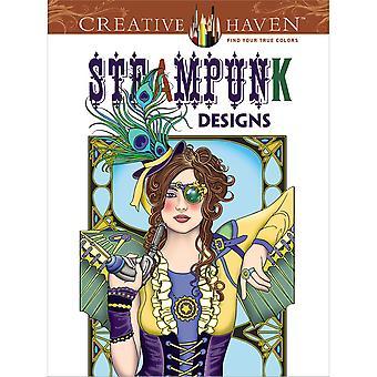 Dover julkaisut luova Haven: Steampunk mallit