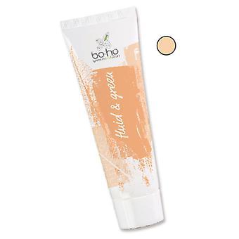 Boho Green Make-Up Flüssige Make-up-Stiftung