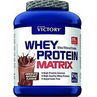 النصر التحمل مصل اللبن بروتين مصفوفة 2000 غرام