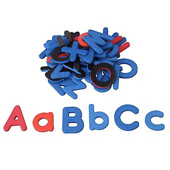 52 Pieces Foam Letters Magnetic Refrigerator Stickers for Spelling