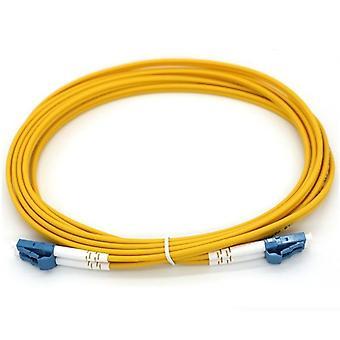 Lc Fiber Optic Patch Cord Cable 3m Jumper Single Mode Duplex 2.0mm 3.0mm