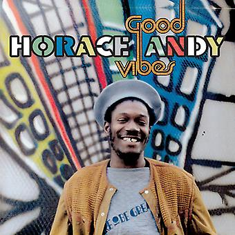 Horace Andy - Good Vibes [CD] USA import