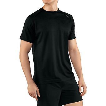Falke Natural T-Shirt - Svart