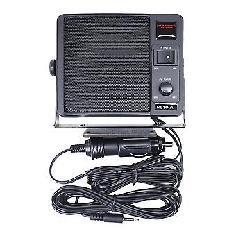 Extern högtalare med PNI Diamond P810-A 6W-förstärkning för CB-radiostationer