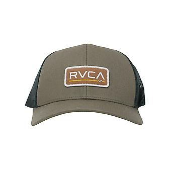 RVCA Ticket Trucker III Cap in Aloe
