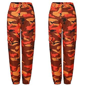 Militär armé strid kamouflage jeans