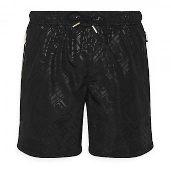 Glorious Gangsta Bantu Black Swim Shorts