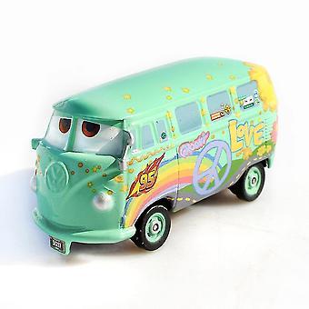 Cars Fill More Van Car Toy Children's Alloy Racing Model