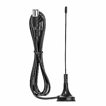 Pour DVB-T2 3.5DBI IEC Plug Sucker TV Signal Receiver WS37086