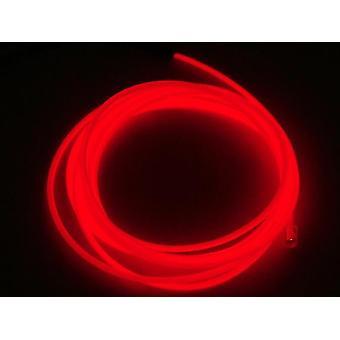Fil de néon à bande led sous les lumières à tube souple flexible de voiture