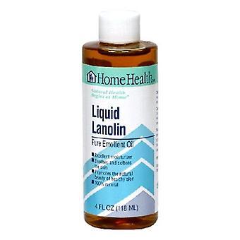 Home Health Liquid Lanolin, 4 Fl Oz