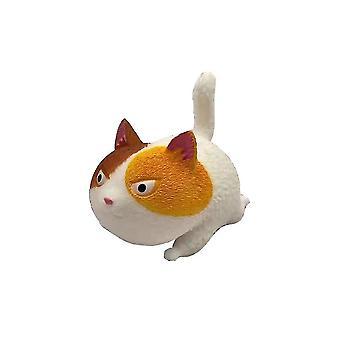Roztomilý kočičí vytlačování Fidget hračky rozmačkané hračky stresový odlehčovač