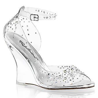 Fabulicious Damen's Schuhe LOVELY-430RS Clr/Clr