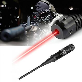 Light Weight Hunting Red Dot Laser Sight Kit For 22 To 50 Caliber Adjustable