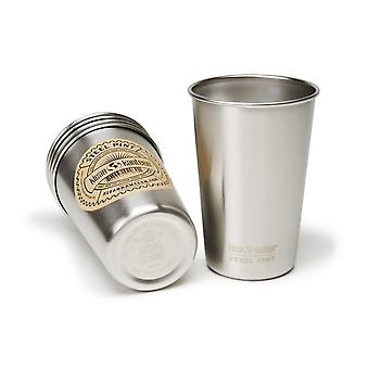Klean Kanteen Pint Tumbler - Stainless Steel Single Wall - various sizes