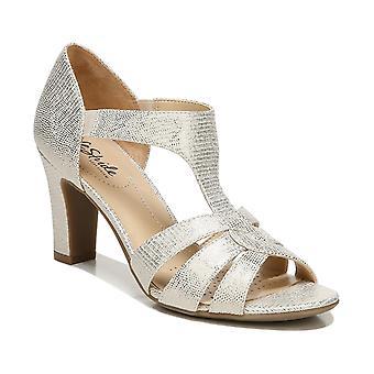 LifeStride Womens Caramel City Sandals