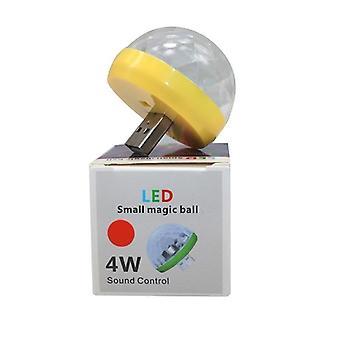 Мини лазерный свет, волшебный шар с эффектом света