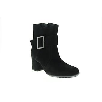 Earthies Adult Womens Athena Short Boot Heel Ankle & Booties Boots