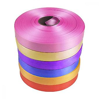 Ribbon 6pcs Curly Gift Balloon Riband For Party Wrapping Wedding And Holiday Decoration Crimping