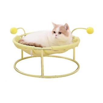 Cat Hammock Bed Breathable For Kittens Kitties Pups Small Pets,detachable(Group4)