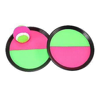 Paddle Tennis Jouet Ball Lancer et attraper Sports Ball Throw Catch Bat Ball Jeu