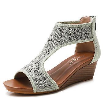 Anter kvinners sandaler-bohemske stranden sandaler