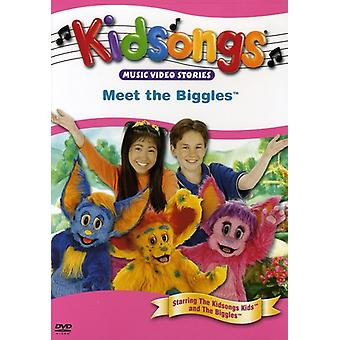 Kidsongs - Meet the Biggles [DVD] USA import