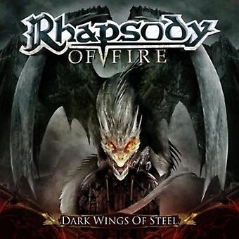 Rhapsody of Fire - Dark Wings of Steel [CD] USA importieren